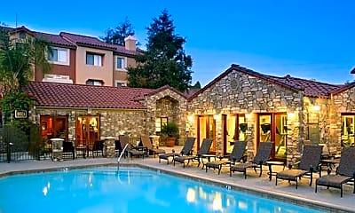 Pool, eaves Rancho Penasquitos, 0