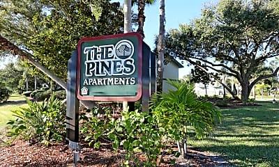 Community Signage, The Pines, 2