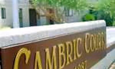 Cambric Courts Condominium Rentals, 1