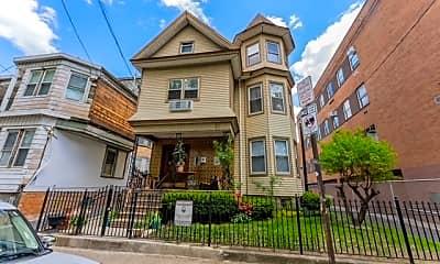 Building, 228 Van Buren St, 1