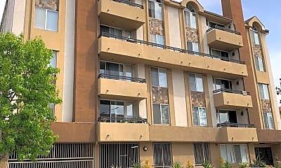 Building, 1415 Venice Blvd., 1
