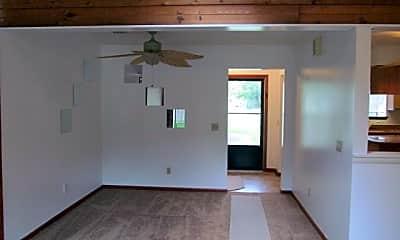 Living Room, 813 White Oak Court, 1