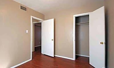 Bedroom, Garden Park Apartments, 2