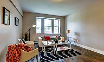Living Room, Arlington Park, 1