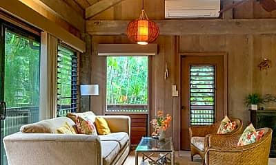 Living Room, 1247 Mokulua Dr, 0