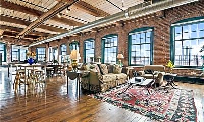 Living Room, 150 Chestnut St P, 0