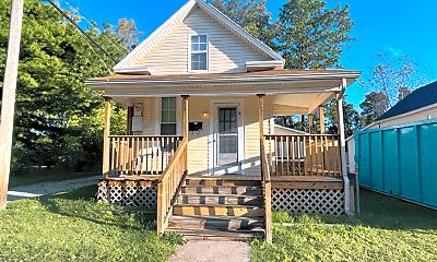 Building, 423 E High St, 1