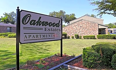 Community Signage, Oakwood Estates, 0