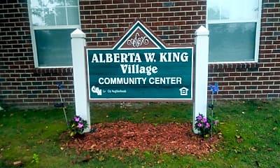 Alberta W. King, 1