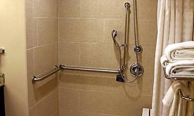 Bathroom, Homewood Suites, 2