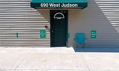 Community Signage, 690 W Judson St 6, 0