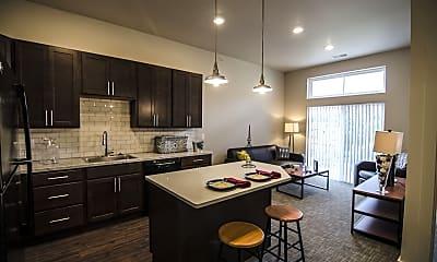 Kitchen, 300 W Grand River Rd, 1