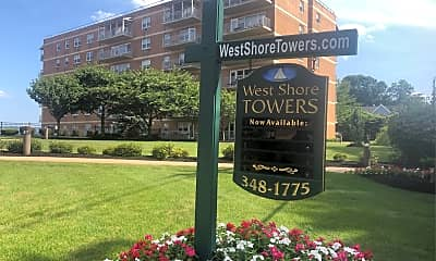 West Shore Towers, 1