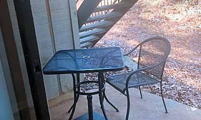 Patio / Deck, Room for Rent - Palmetto Home, 0