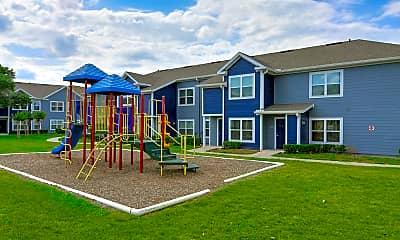 Playground, Brooke Commons, 2