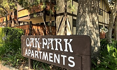OAK PARK APTS, 1