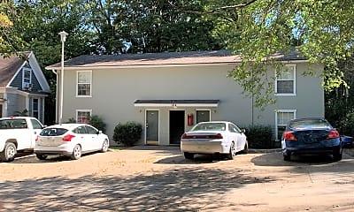Building, 164 Shipley Alley, 1