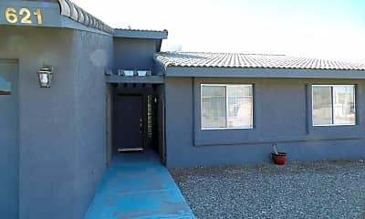 Patio / Deck, 621 Pueblo Dr, 1