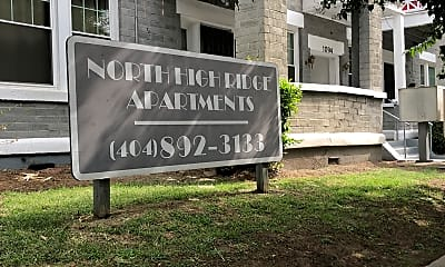 North High Ridge Apartments, 1