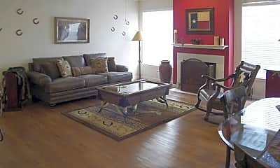 Living Room, Stewart Creek, 1