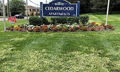Cedarwood Apartments, 1