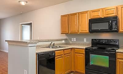 Kitchen, Spencer Crossing, 0
