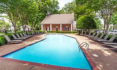 Pool, Savannah Creek, 0