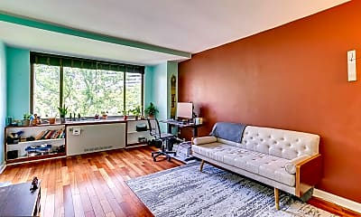 Living Room, 1111 Arlington Blvd 508, 0