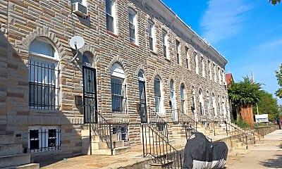 Building, 2650 Wilkens Ave, 0