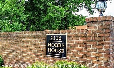 Community Signage, 2116 Hobbs Rd, 2