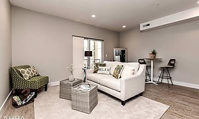 Living Room, 4534 Olive St, 1