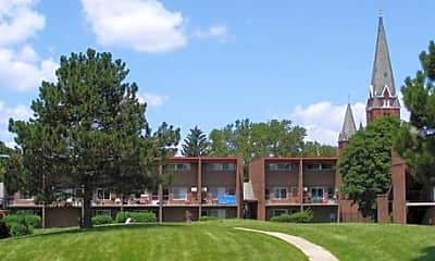 Medical Center Courts Apartments & Townhomes, 0