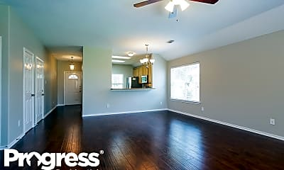 Living Room, 8715 Indian Maple Drive, 1