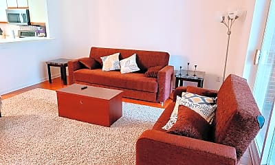 Living Room, 46 Township Line Rd, 1