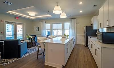 Kitchen, Residences at Riverfront Landing, 2