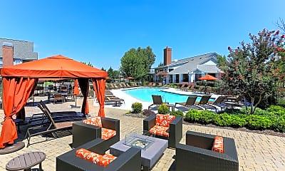 Pool, Cason Estates, 0