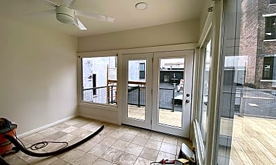 Patio / Deck, 120 E 13th St, 2