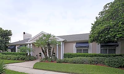 Leasing Office, Bocage Village Apartments, 1