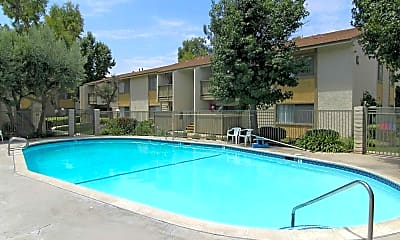 Pool, Orchard Park, 0