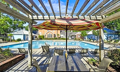 Pool, The Park at Riverview, 1