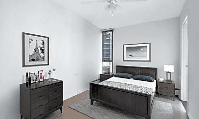 Bedroom, 20 S Clark St, 2