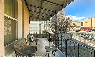 Patio / Deck, 3515 N Lafayette St, 1