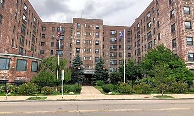 Stuyvesant Apartments, 1