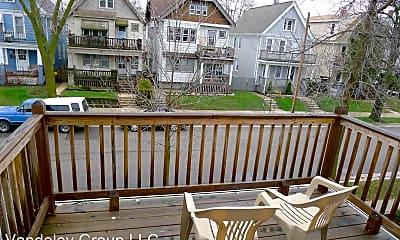 Patio / Deck, 3126 N Fratney St, 2