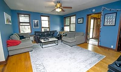 Living Room, 1834 N Humboldt Ave, 1