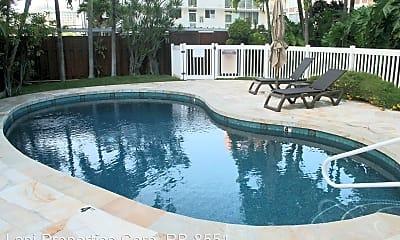 Pool, 1505 Kewalo St, 2
