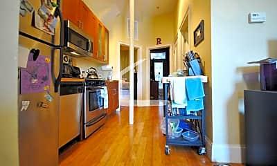 Kitchen, 9 Cortes St, 1