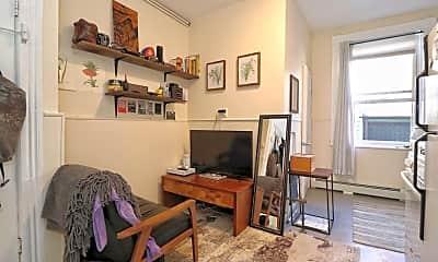 Living Room, 50 Bright St 2R, 0