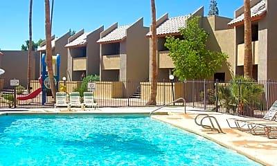 Pool, Canyon Springs, 1