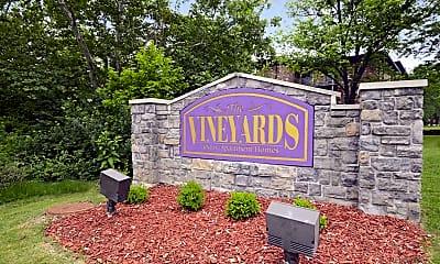Community Signage, The Vineyards, 2